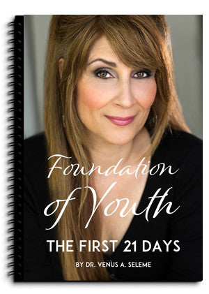 Foundation of Youth: The First 21 Days (Detox Book)