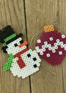Bead Ornaments