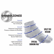 OS1st Bunion Relief Sock