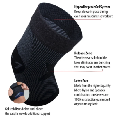 OS1st Performance Knee Sleeve