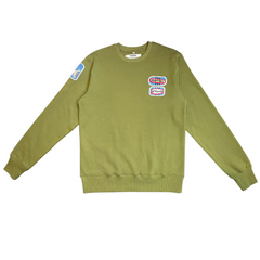 El Rancho Heavyweight Fleece (Khaki)