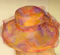 Eclection Laura Hat Organza