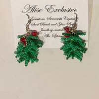 Alise Exclusive Evergreen Earrings