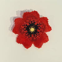 Alise Exclusive Poppy Pin Large