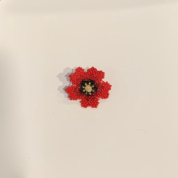 Alise Exclusive Poppy Pin Small