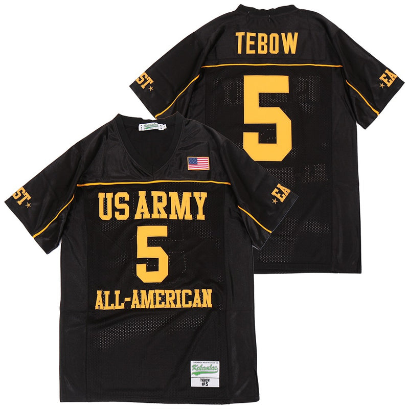 Tim Tebow U.S. Army All-American Jersey