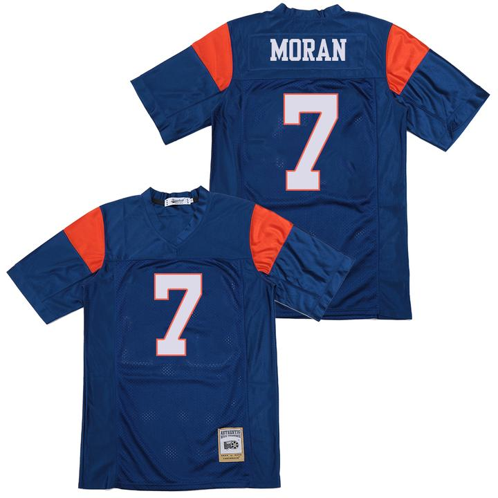 Alex Moran Blue Mountain State Jersey