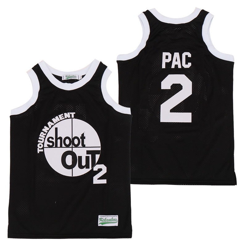 Above the Rim '2Pac' Jersey