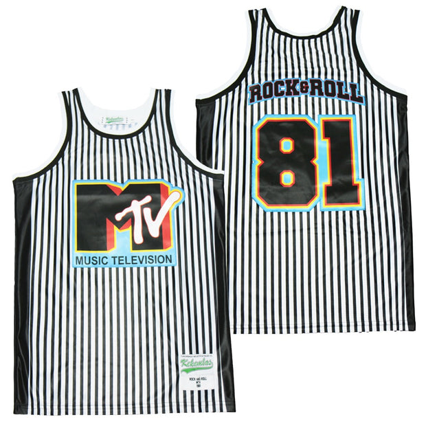 MTV Rock & Roll Jersey