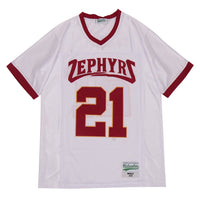 Saquon Barkley Zephyrs High School Jersey