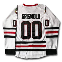 Christmas Vacation 'Clark Griswold' Ice Hockey Jersey