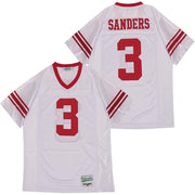 Barry Sanders Wichita High School Jersey