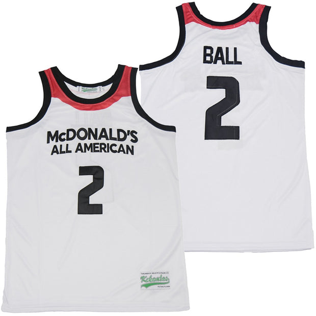 Lonzo Ball McDonald&