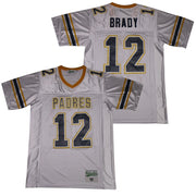 Tom Brady Padres High School Jersey