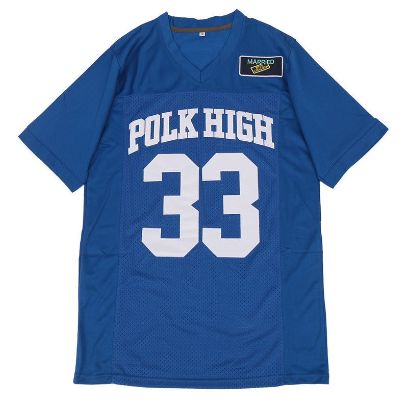 Al Bundy Polk High Jersey