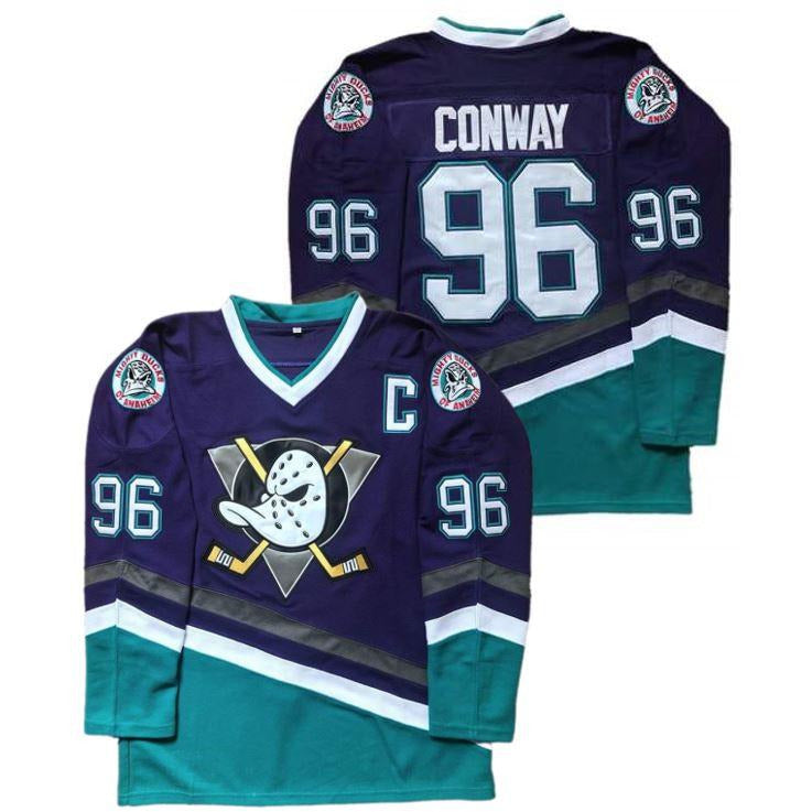 The Mighty Ducks 'Conway' Jersey