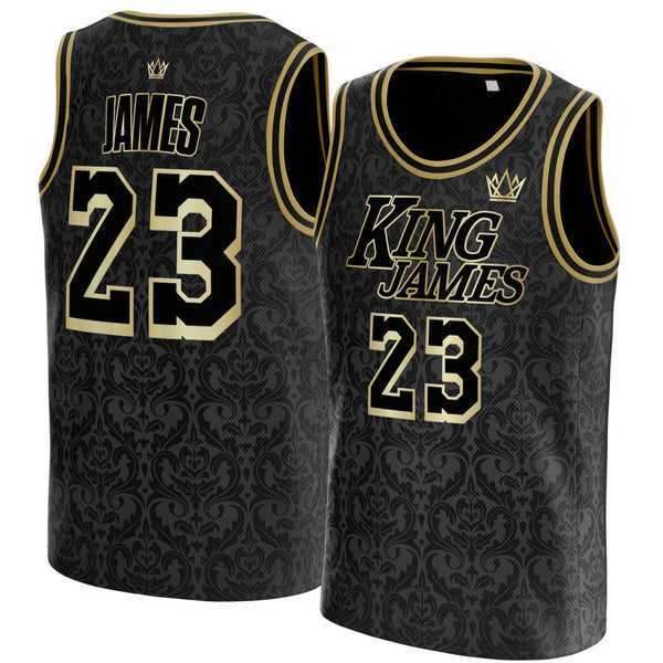 LeBron King James 'Royalty' Jersey