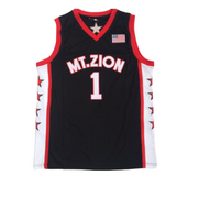 Tracy McGrady Mount Zion High School Jersey
