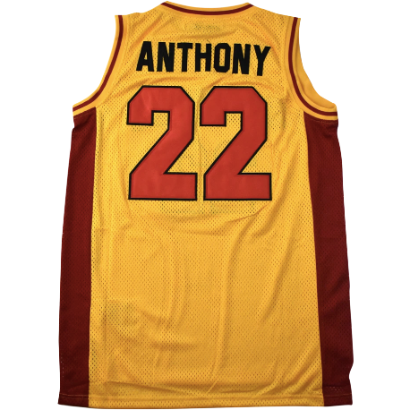 Carmelo Anthony Oak Hill High School Jersey