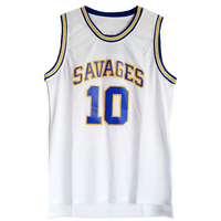 Dennis Rodman Savages High School Jersey
