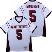 Patrick Mahomes Whitehouse High School Jersey