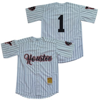 Houston Black Eagles 'Negro League' Baseball Jersey