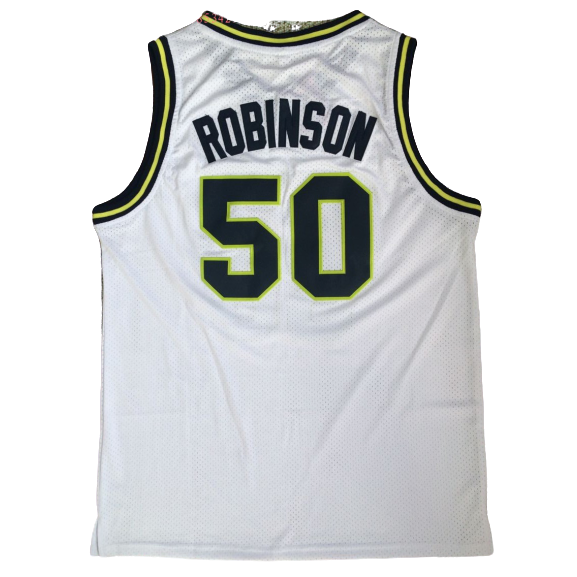 David Robinson High School Jersey