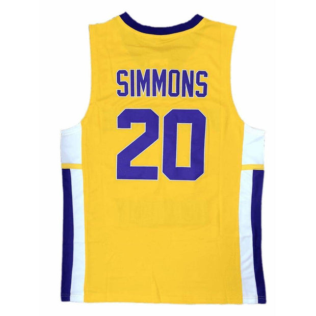 Ben Simmons Montverde High School Jersey