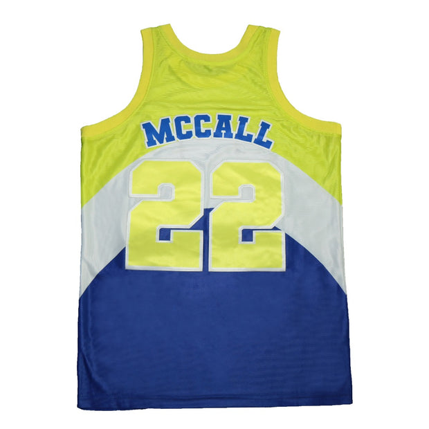 Love & Basketball Quincy McCall Crenshaw Jersey
