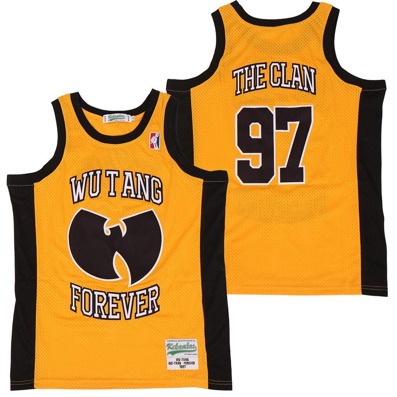 Wu-Tang Forever Basketball Jersey