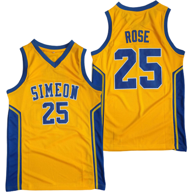 Derrick Rose Simeon High School Jersey