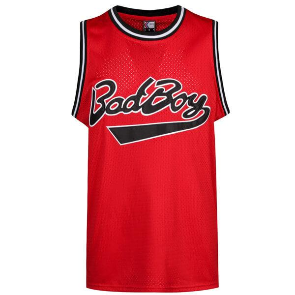 Notorious B.I.G. Biggie Smalls Bad Boy Jersey