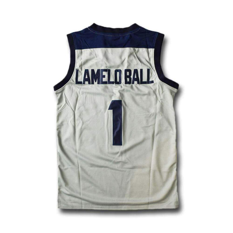Lamelo Ball Chino Hills High School Jersey