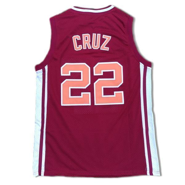 Coach Carter 'Timo Cruz' Richmond Jersey