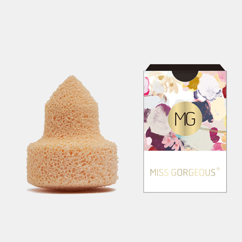 Miss Gorgeous Stamp-shape Anti-allergic beige makeup remover