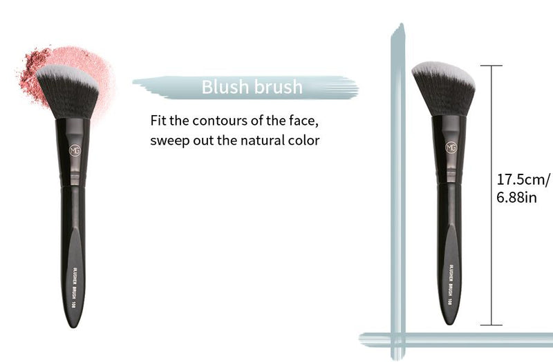 Miss Gorgeous Professional Makeup Brush Set Blush Brush