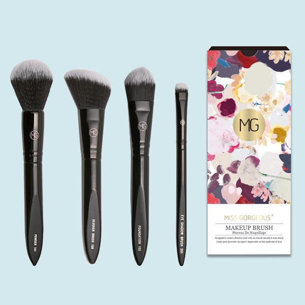 Miss Gorgeous Professional Makeup Brush Set (4 styles)
