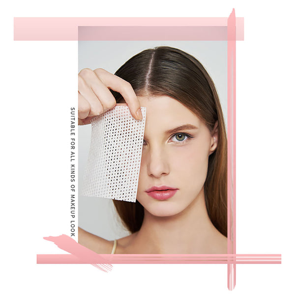 Miss Gorgeous Amino Acid Cotton Makeup Remover (60 pcs)