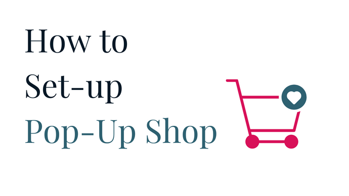 User Guide: Pop-Up Shop