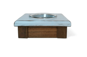 100% Handcrafted & Custom Made Pet Bowl Stands Madrock Design