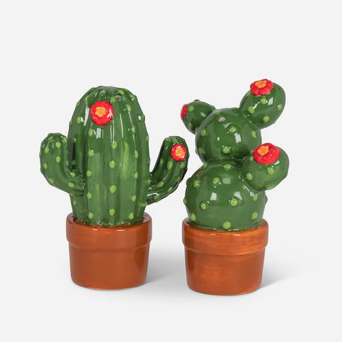 Abbott - Cactus Salt And Pepper Shakers