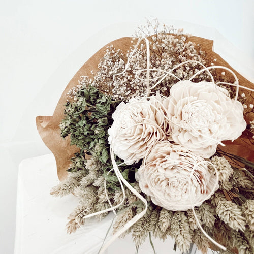 Athea - Scented Dried Floral Bouquet (PRE-ORDER)