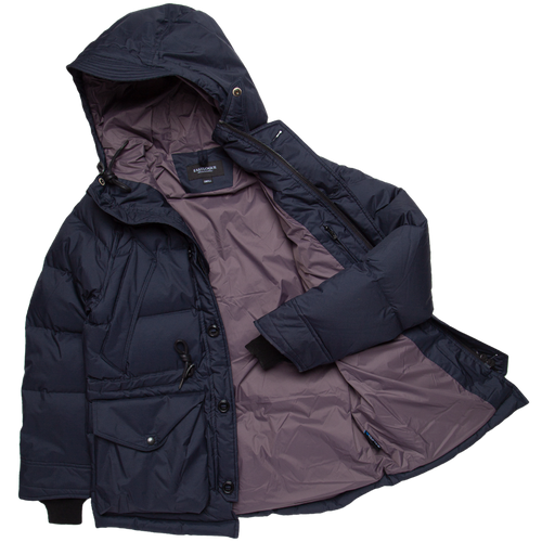 Eastlogue Utility Shield Pertex Down Parka - Navy