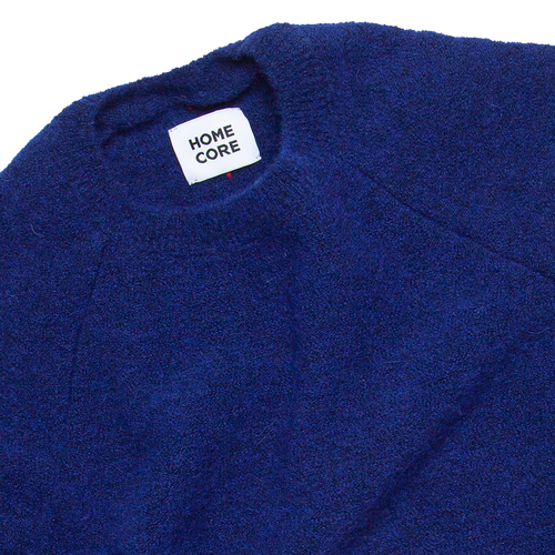 Homecore Baby Brett Alpaca Knit - Midnight Blue