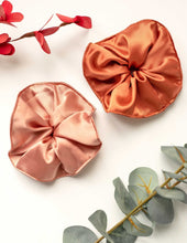 Load image into Gallery viewer, Day Five: Limited Edition Satin Scrunchy