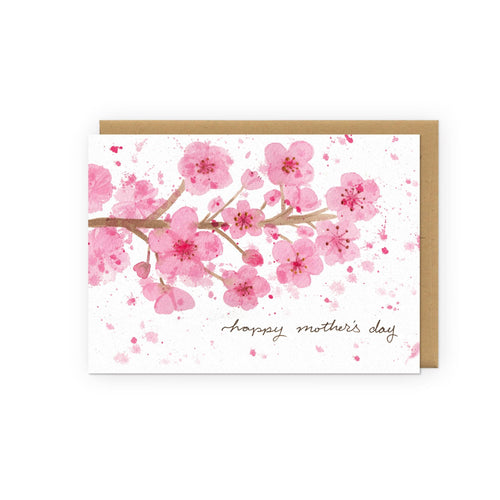 Happy Mother's Day - Cherry Blossoms