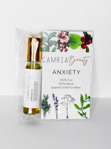 Anxiety Essential Oil Roll On