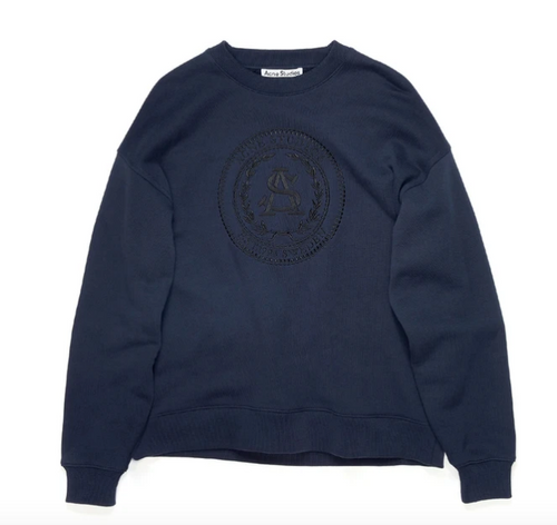 Acne Studios Fiena Embroidered Crewneck
