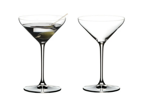Riedel Extreme Crystal Martini Glasses (set of 2)