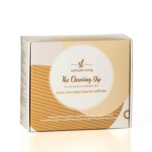 the cleansing DIP - for smooth & refined skin